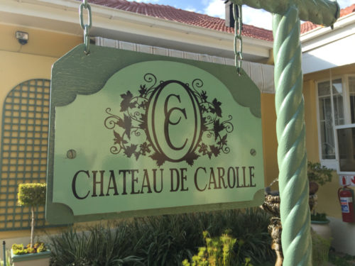 Chateau de Carolle Greenside Guesthouse